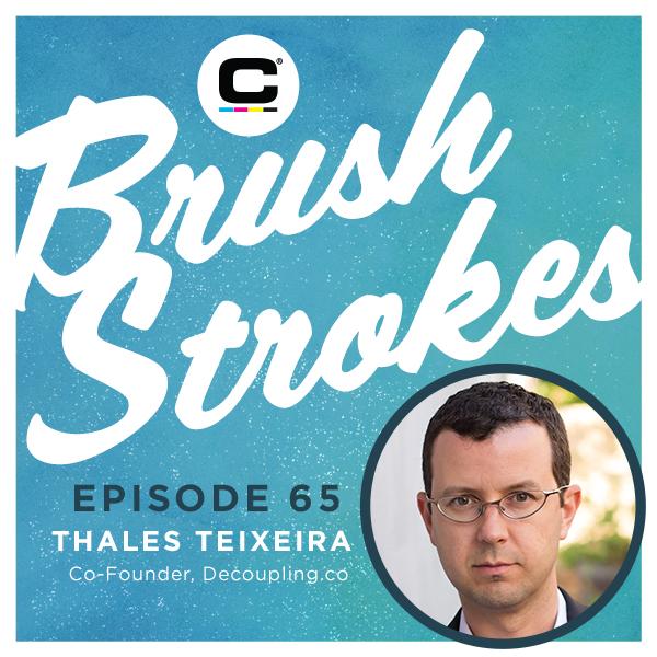 Brush Strokes - Episode 65 - Thales Teixeira