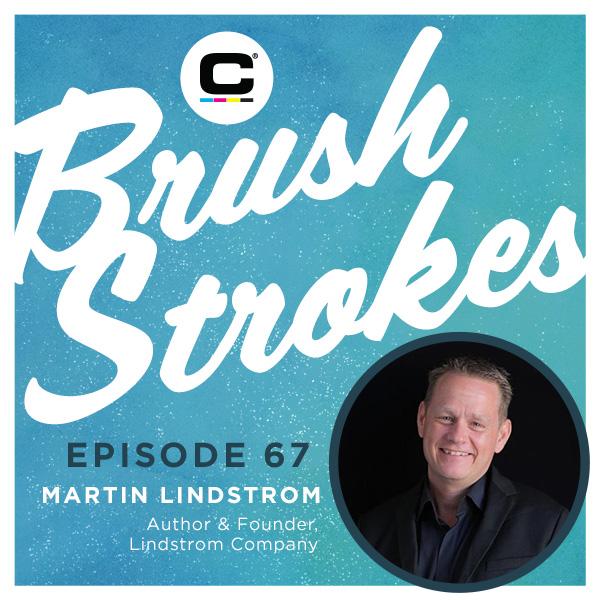 Brush Strokes - Episode 67 - Martin Lindstrom