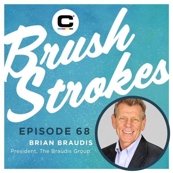 Brush Strokes Episode 68 - Brian Braudis