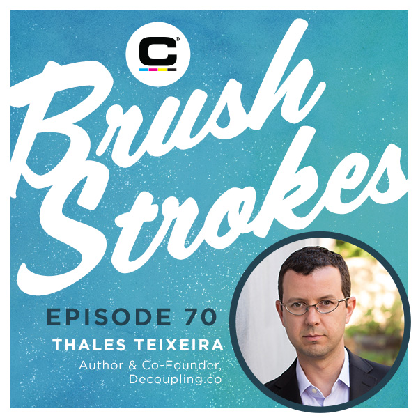 Brush Strokes Episode 70 - Thales Teixeira