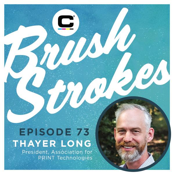 Brush Strokes | Episode 73 - Thayer Long