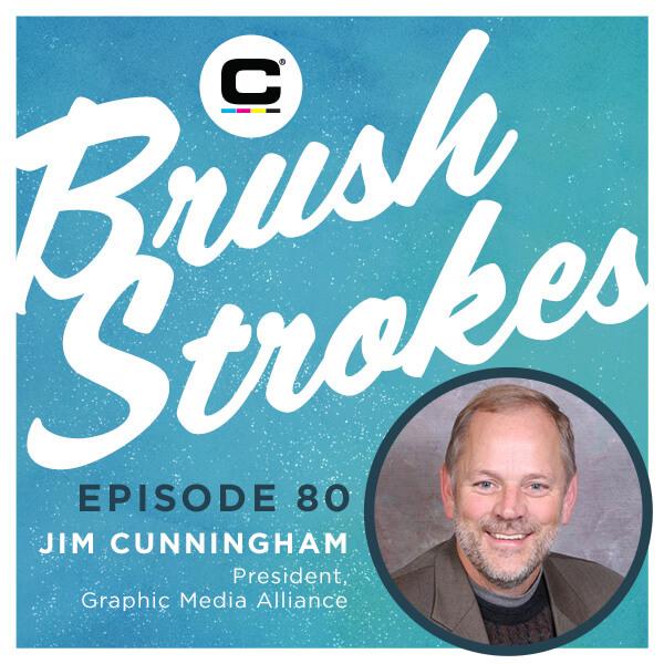 Brush Strokes | Episode 80 | Jim Cunningham